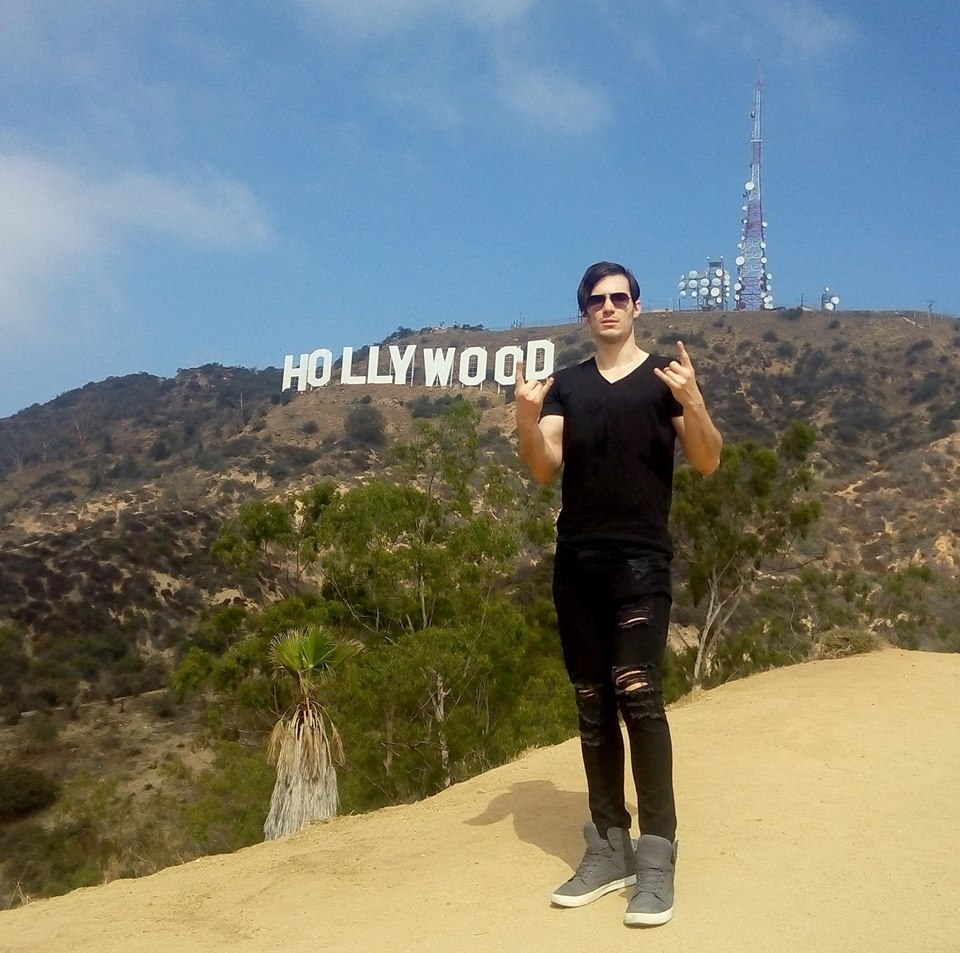 Hollywood sign - Los Angeles CA, United States of America 11th Oct. 2016